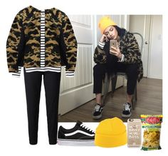 #648 by babygyal09 on Polyvore featuring polyvore, fashion, style, Current/Elliott, Vans, (+) PEOPLE, Casetify, women's clothing, women's fashion, women, female, woman, misses and juniors