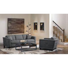 Palliser Furniture Ronin 2 Piece Fabric Living Room Set