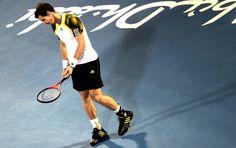 Tênista Andy Murray, Abu Dhabi, AP (Foto: Agência AP)
