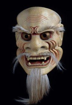 Japanese masks