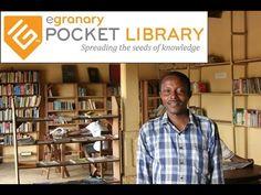 eGranary Pocket Library | Indiegogo