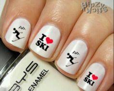 Ski nails