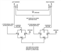 awesome wiring diagram for motorcycle hazard lights #diagrams  #digramssample #diagramimages #wiringdiagramsample #wiringdiagram
