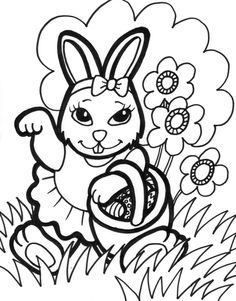 Easter Bunny Coloring Pages . 30 Easter Bunny Coloring Pages . Free Printable Easter Bunny Coloring Pages for Kids Easter Coloring Pages Printable, Crayola Coloring Pages, Dolphin Coloring Pages, Easter Bunny Colouring, Easter Egg Coloring Pages, Spring Coloring Pages, Cartoon Coloring Pages, Animal Coloring Pages, Coloring Pages For Kids