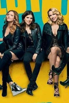 Brittany Snow And Anna Camp Anna Kendrick B...