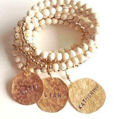 Funk and Fabulous Signature Bracelets Set #opensky #ad *love