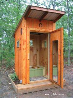 Outdoors Discover 19 Practical Outhouse Plans for Your Off-Grid Homestead