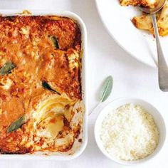 Baked+brinjal+with+tomato+&+cream