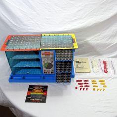 Vintage 1976 Milton Bradley Sub Search 3 Level Strategy Board Game Complete #MiltonBradley