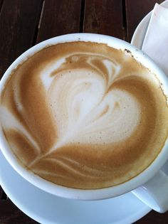My favour #cappuccino with heart drawing #art #love #coffee #drink