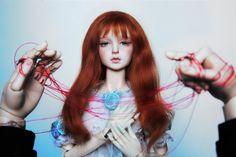 Welcome home by illusionwaltz.deviantart.com on @deviantART #bjd #doll