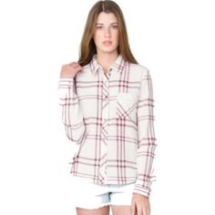 Selling this Element Lola Flannel in my Poshmark closet! My username is: gabriellesm. #shopmycloset #poshmark #fashion #shopping #style #forsale #element #Tops