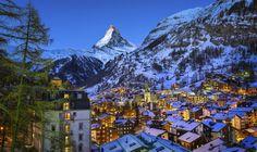 Zermatt un verdadero paraíso en la era moderna - http://www.absolutsuiza.com/zermatt-verdadero-paraiso-la-moderna/