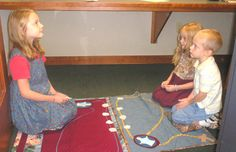 Parent says rosary quilt aids in teaching prayers, virtues | Arkansas Catholic | August 12, 2006