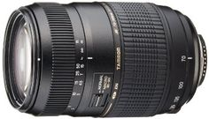 Tamron Auto Focus 70-300mm f/4.0-5.6 Di LD Macro Zoom Lens with Built In Motor for Nikon Digital SLR (Model A17NII), 2016 Amazon Top Rated Lenses  #Electronics
