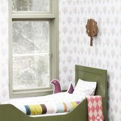 Ferm Living Dotty Wallpaper - Rose