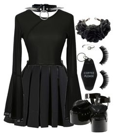 Designer Clothes, Shoes & Bags for Women Cute Emo Outfits, Outfits Otoño, Fandom Outfits, Gothic Outfits, Cosplay Outfits, Grunge Outfits, Pretty Outfits, Fashion Outfits, Grunge Goth