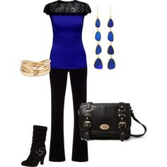 Lunch Date by Sandra D on Polyvore