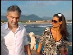Andrea Bocelli - Interview in Tuscany