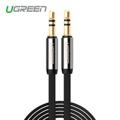 1M 3.5Mm Jack Elbow Male To Male Stereo Headphone Car Aux Audio ...