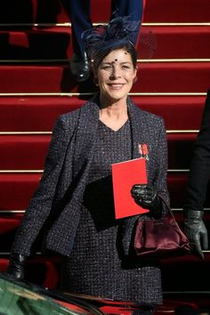 Princess Caroline of Monaco - 19.11.2014