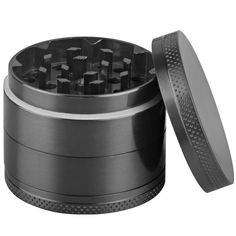 Oliasports Four Piece Herb, Spice or Tobacco Pollen Grinder, 42 mm diameter (1.65') * This is an Amazon Affiliate link. For more information, visit image link.