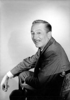 Walt Disney, late 50's, I.V.