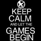 Let me games begin