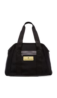 Shop for adidas by Stella McCartney Small Gym Bag in Black   Grey at  REVOLVE. 00a3380c6b