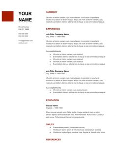 current resume trends 2014 examples