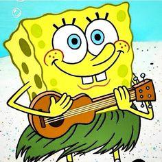 SpongeBob Hawaii