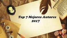 Mundus Somnorum: Top 7 Mejores Autores del Año