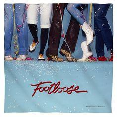 Footloose/Loose Feet Bandana