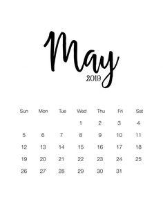 Free Printable 2020 Minimalist Calendar – The Cottage Market Free Printable 2020 Minimalist Calendar – The Cottage Market