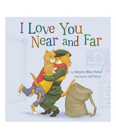 I Love You Near and Far Hardcover