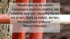 Citát od Nelson Mandela
