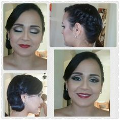 Make up and hair by me