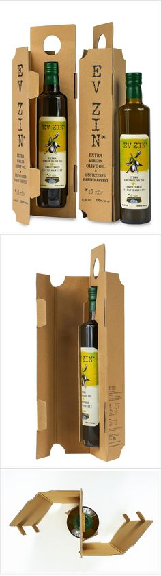 """EV ZIN """"Early Harvest"""" EVOO from Thassos, Greece"""