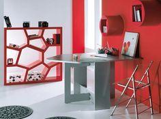 Modern room for teen