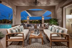 Trapani at Montecito: luxury new homes in Las Vegas, NV