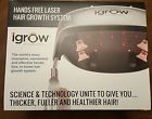 iGROW LASER LED LIGHT THERAPY HOME HAIR REGROWTH SYSTEM