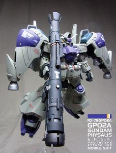 RX-78GP02A Physalis by Herbert | Gundam Century