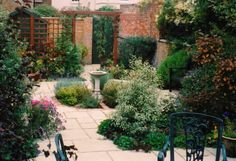 Victorian Terrace Garden ideas