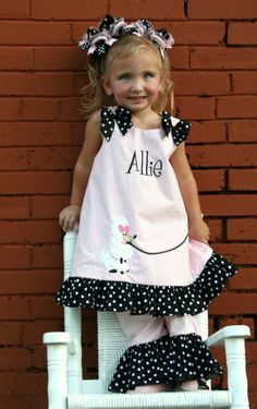Paris Aline Dress Pants Set