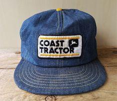 66910dea4 46 Best Vintage Denim Hats images in 2018   Denim hat, Snapback hats ...