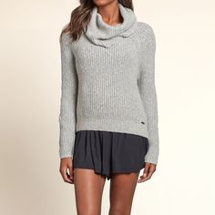 Cowl Neck Sweater | Shops, Logos and Cowl neck