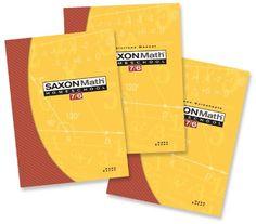 Saxon Math 7/6: Homeschool Set/Box by SAXON PUBLISHERS https://www.amazon.com/dp/1591413338/ref=cm_sw_r_pi_dp_x_SXteyb0HGYBZ2
