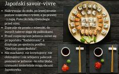 Japoński savoir vivre #japonia #japan #culture #food #eating #japanesekitchen