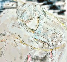 Sesshomaru my anime crush