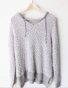 Super soft hoodie sweater #swoonboutique